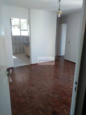 Apartamento Com 2 Dormitórios À Venda, 57 M² Por R$ 210.000 - Jardim Paulicéia - Campinas/sp - Ap5402