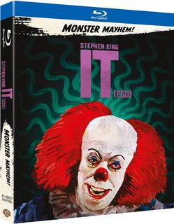 Blu Ray It Stephen King Exclusivo Slipcover