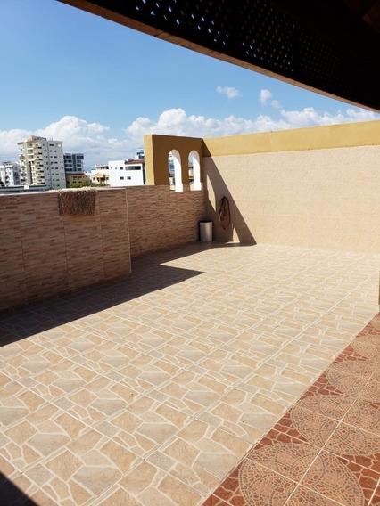 Penthouse De 4 Habitaciones Y Terraza En Mirador Sur