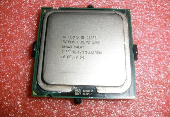 Processador Intel 775 Core 2 Quad Q9550 2.83ghz 12mb Cooler