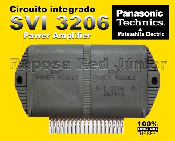 Svi3206 Circuito Integrado Technics