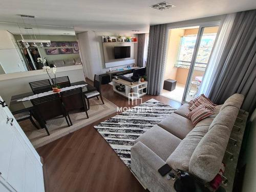 Imagem 1 de 26 de Apartamento Com 3 Dormitórios À Venda, 86 M² Por R$ 786.000,00 - Parada Inglesa - São Paulo/sp - Ap2644
