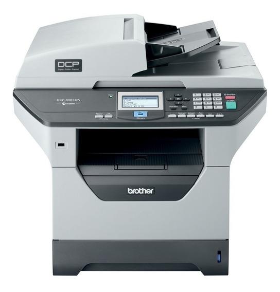 Impressora Multifuncional Brother Com Dois Toner 8085,8890dn