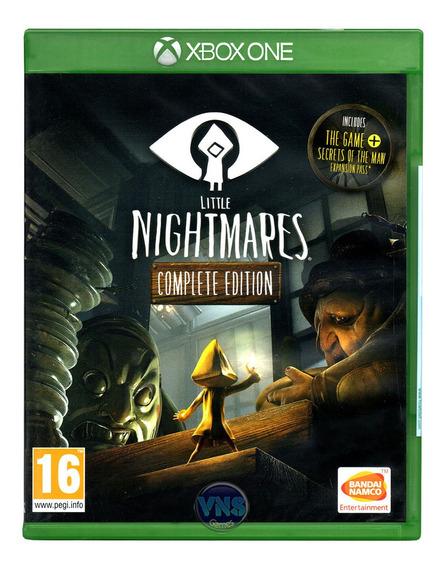 Little Nightmares Complete Edition - Xbox One - Lacrado