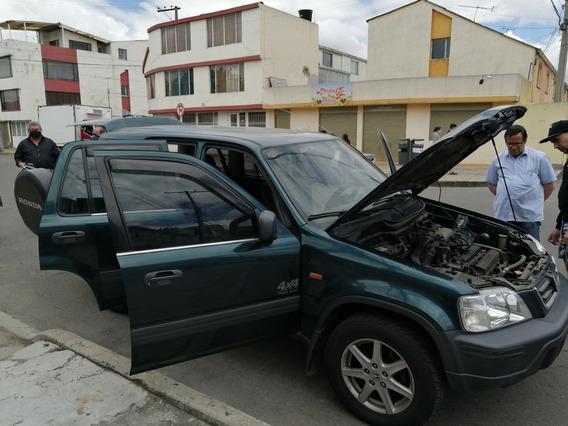Hoda Cr-v - 4 X 4 - At 2400
