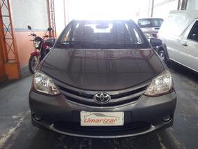 Toyota Etios 1.5 16v Xs 4p 2016