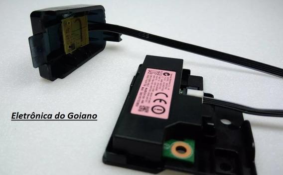 Botão Power + Sensor Da Tv Samsung Un43j5200ag
