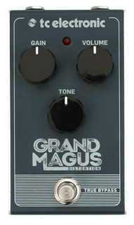 Pedal Tc Electronics Grand Magus Distortion Envio Gratuito