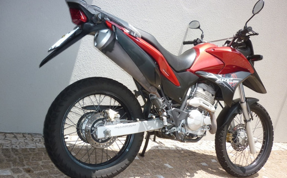 Honda Xre 300 Trilha Vermelha Cod:.1011