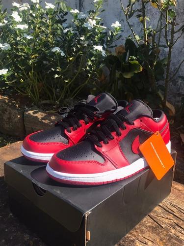 Air Jordan 1 Low ''bred Reverse''
