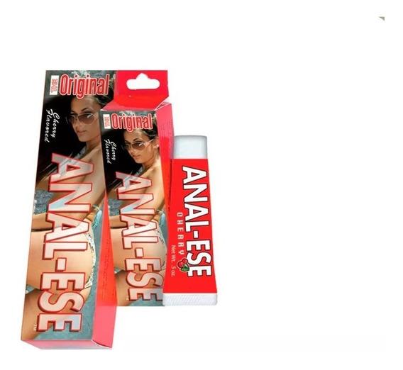 Lubricante Anestesico Anal Ese Sabor Cereza