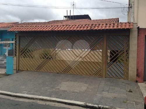 Casa Térrea Região Da Barra Funda Com 3 Dormitórios, Dois Banheiros, Duas Vagas De Garagem - 170-im314631