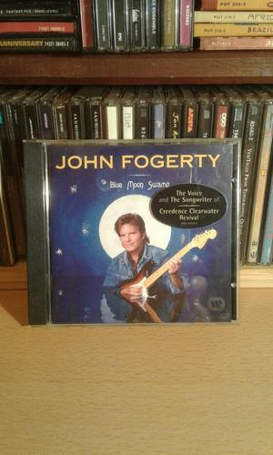John Fogerty Creedence Blue Moon Swamp