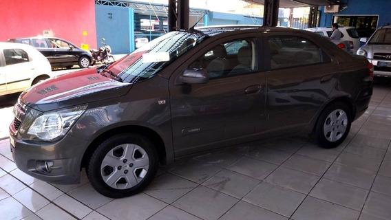 Chevrolet Cobalt Lt 1.8 Flex Completo Revisado Novíssimo