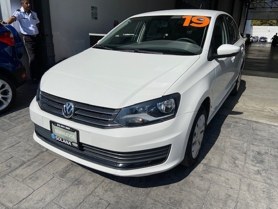 Volkswagen Vento Startline 2019