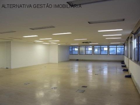 Salao Comercial Em São Paulo - Sp, Pinheiros - Slv0250
