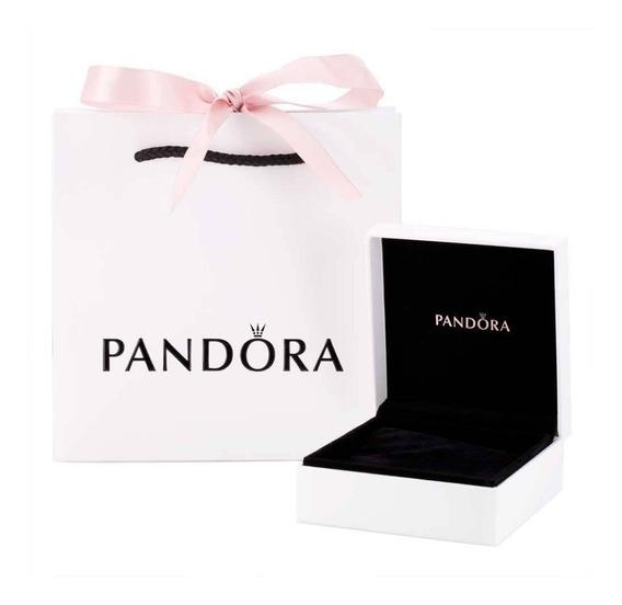 Pandora Bolsa De Regalo Con Caja Para Pulsera Original