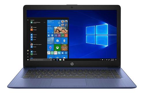 Notebook Hp Stream Amd A6 4gb 64gb Radeon R4 Win 10 Hd 14'