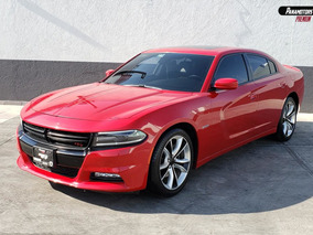 Dodge Charger R-t Rojo 2015