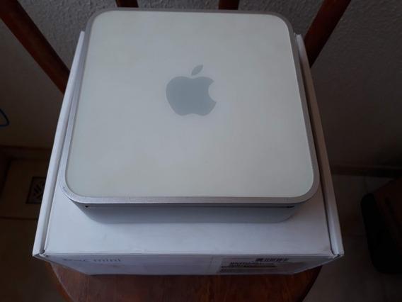 Mac Mini 2006 1.83ghz 60gb Hd Ssd 2gb Ram Funciona Tudo Leia