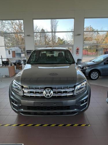 Imagen 1 de 8 de Volkswagen Amarok Todas Las Versiones 2021 0km Permuto A-