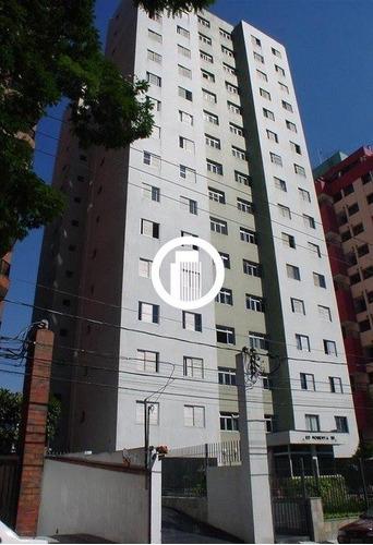 Imagem 1 de 15 de Apartamento - Brooklin Paulista - Ref: 14400 - V-re15358