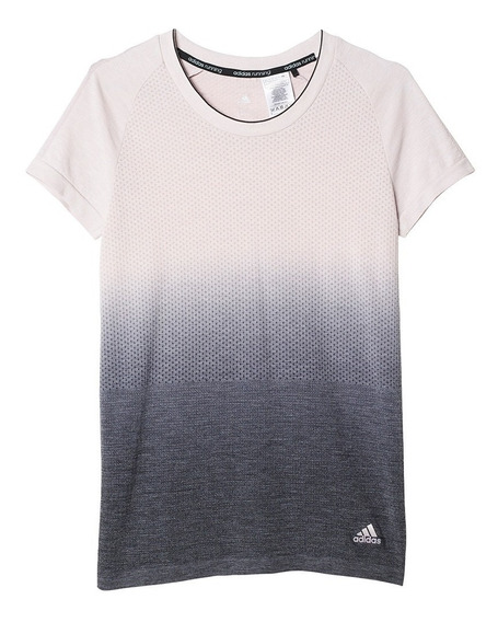 Remera Running adidas Pknit Dd Mujer