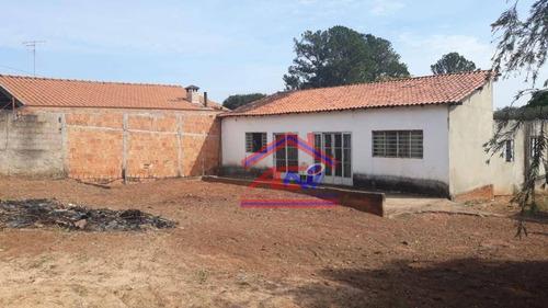 Chácara Com 3 Dormitórios À Venda, 1000 M² Por R$ 390.000,00 - Recanto Dos Dourados - Campinas/sp - Ch0015