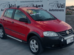 Vw - Crossfox 1.6 Flex Completo 2008