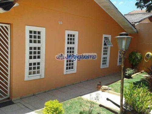 Imagem 1 de 13 de Casa À Venda, 128 M² Por R$ 235.000,00 - Conjunto Habitacional Maria Cecília Serrano De Oliveira - Londrina/pr - Ca0129