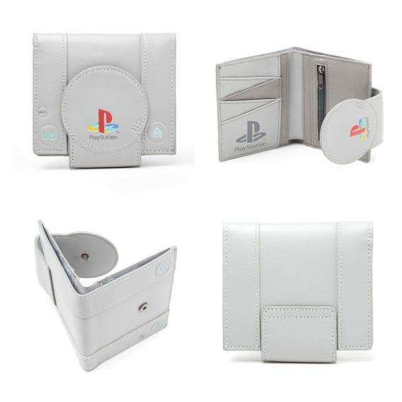 Ps1 Billetera Consola Playstation 1 Gris Mejor Precio!!