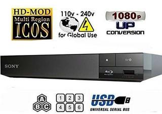 Wgc Sony Bdp-s1500 Región Reproductor De Blu-ray Gratis Pa