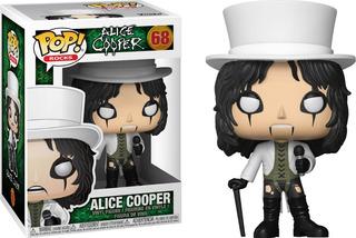 Alice Cooper Funko Pop 68 Funkopop Z