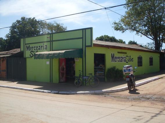 Casa Com Mercearia Completa, Com Clientela Formada