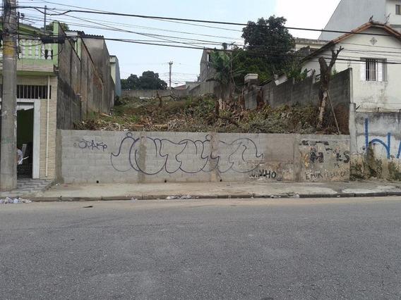 Terreno À Venda, Vila Prudente, São Paulo - Te0673. - Af11808