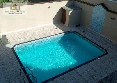 Imagem 1 de 15 de Casa Residencial À Venda, Centro, Mogi Das Cruzes - . - Ca0191