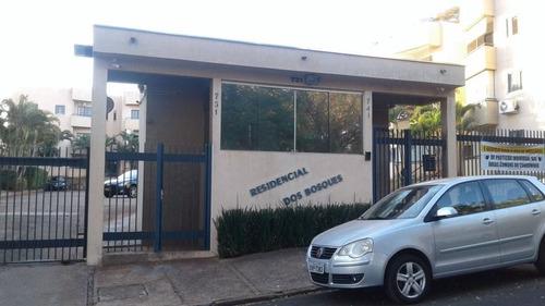 Imagem 1 de 28 de Apartamento À Venda - Residencial Dos Bosques - Jardim Anhanguera - Ribeirão Preto Sp. - Ap0451