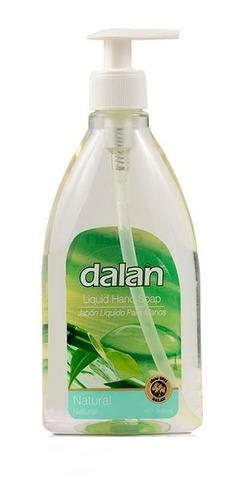 Dalan Jabón Líquido Natural 400 Ml 12 Und X Bulto