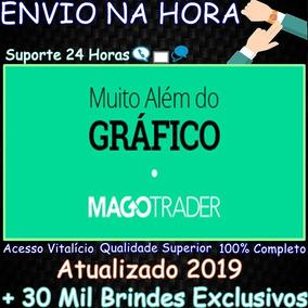 Curso Muito Além Do Gráfico Mago Trader 2019 + 30mil Brindes