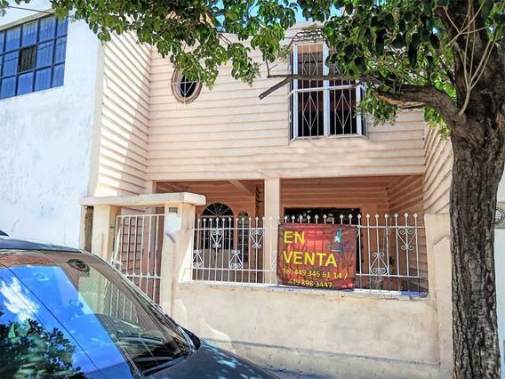 Casa En Venta En Aguascalientes | La Purísima