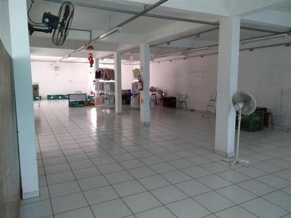 Sala Comercial E Industrial Galpão,brusque Segundo Piso