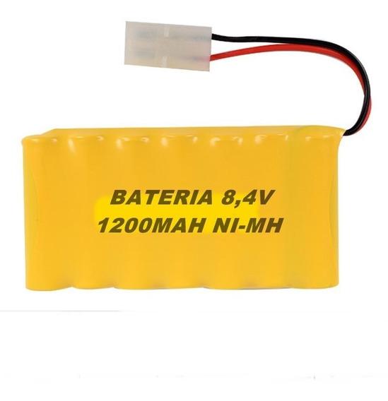 Bateria 8,4v 1200mah Tamanho Aa Ni-mh Tamyia
