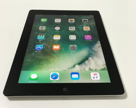 iPad 4 Retina Md518br/a 9,7 64gb Wifi + 4g - Imperdível !