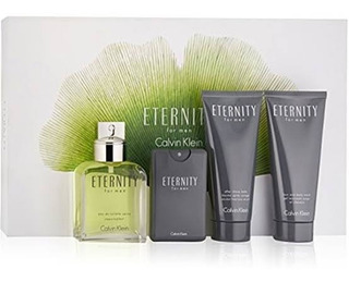 Set Eternity Men Calvin Klein Envio Gratis Msi