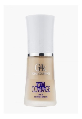Maquillaje Total Coverage G&k