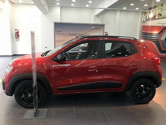 Nuevo Renault Kwid 1.0 Sce Outsider (mb)