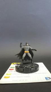 Muñeco Heroclix Batman + Tarjeta Wizkids Los Germanes
