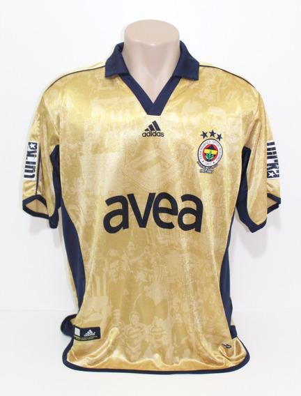 Camisa Original Fenerbahce 2006/2007 Away Centenário