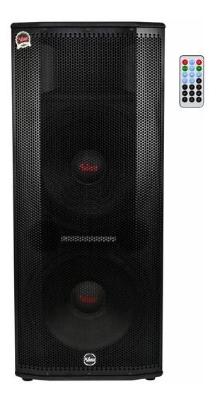 Caixa De Som Amplificada Ativa 2 X 15 Pol 500w Pulps 950 Nfe