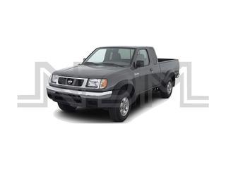 Amortiguador Tras Der-izq Tele Nissan Pickup 97-03 (j 206f